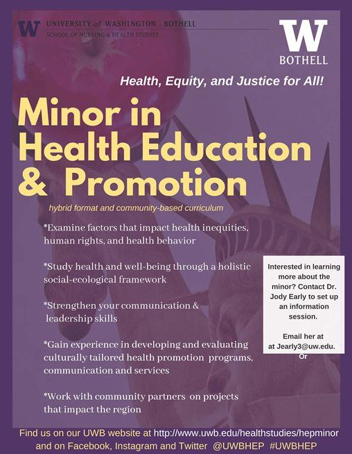 Health Education and Promotion