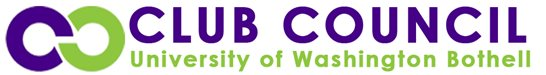 Club Council University of Washington Bothell Official Logo