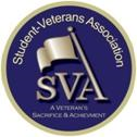 student veteran association logo