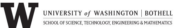 University of Washington Bothell, School of Science, Technology, Engineering & Mathematics